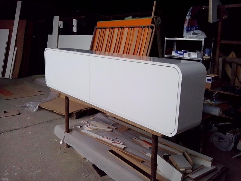 Нестандартен шкаф по проект