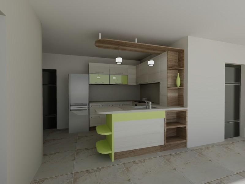 Проектиране и производство на кухня