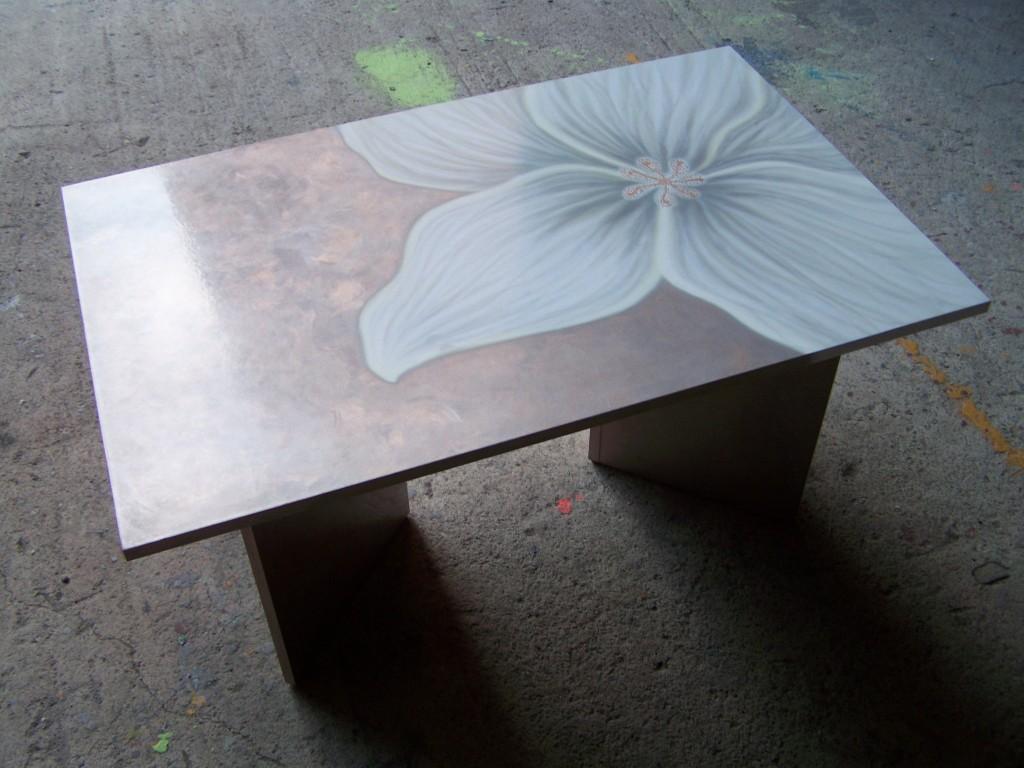 Рисувана маса