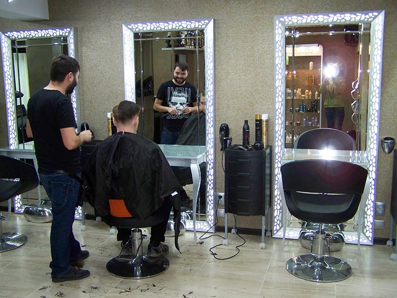 Ексклузивно боядисване на мебели и огледала