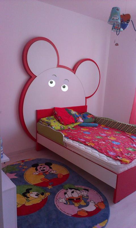 Артистично детско легло по проект