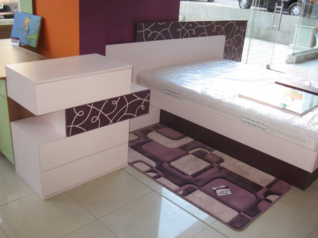 Рисувана спалня по проект