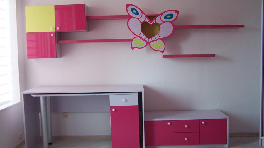 Детска стая с арт мотив