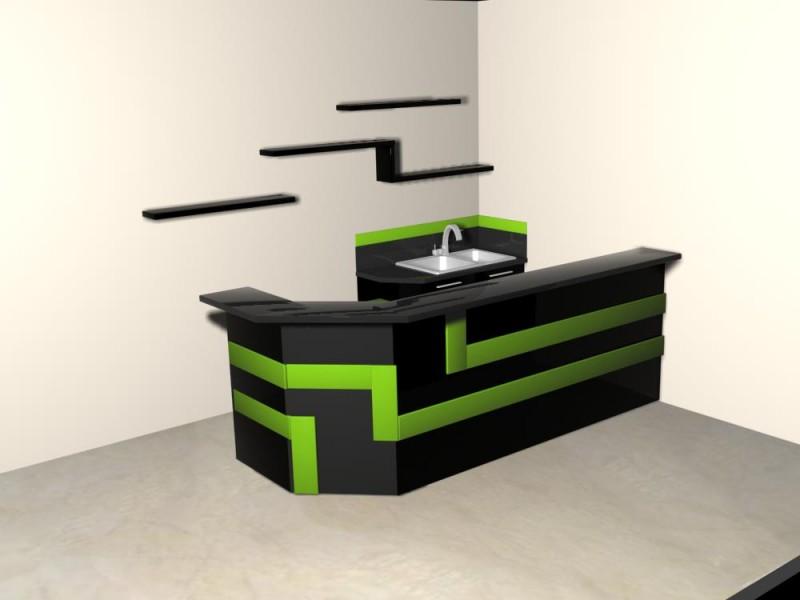 Проектиране и изработка на бар