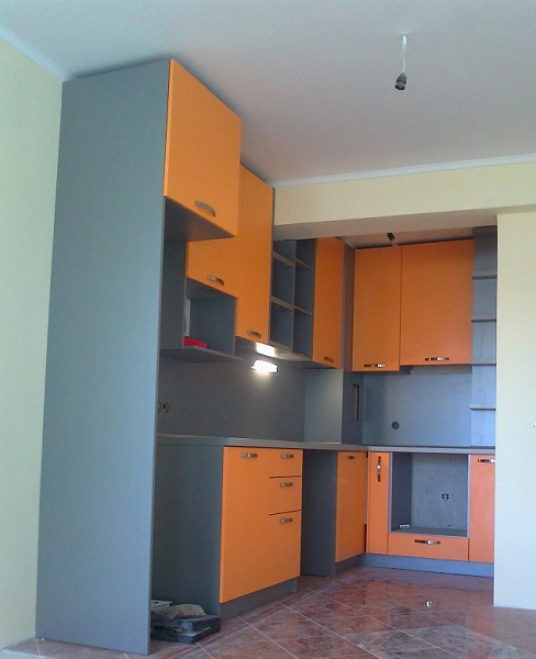 Изработка на кухня по проект