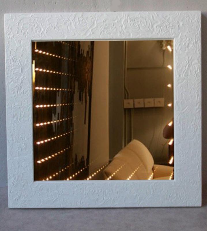 Изработка на нестандартно огледало
