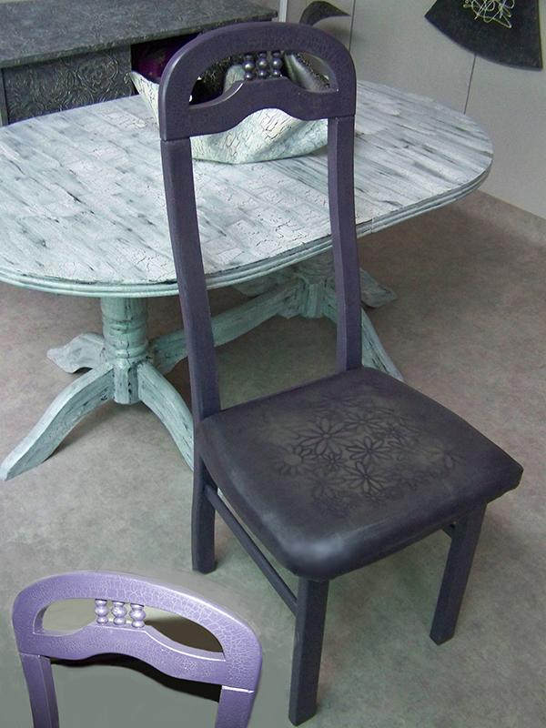Ексклузивно боядисване на столове