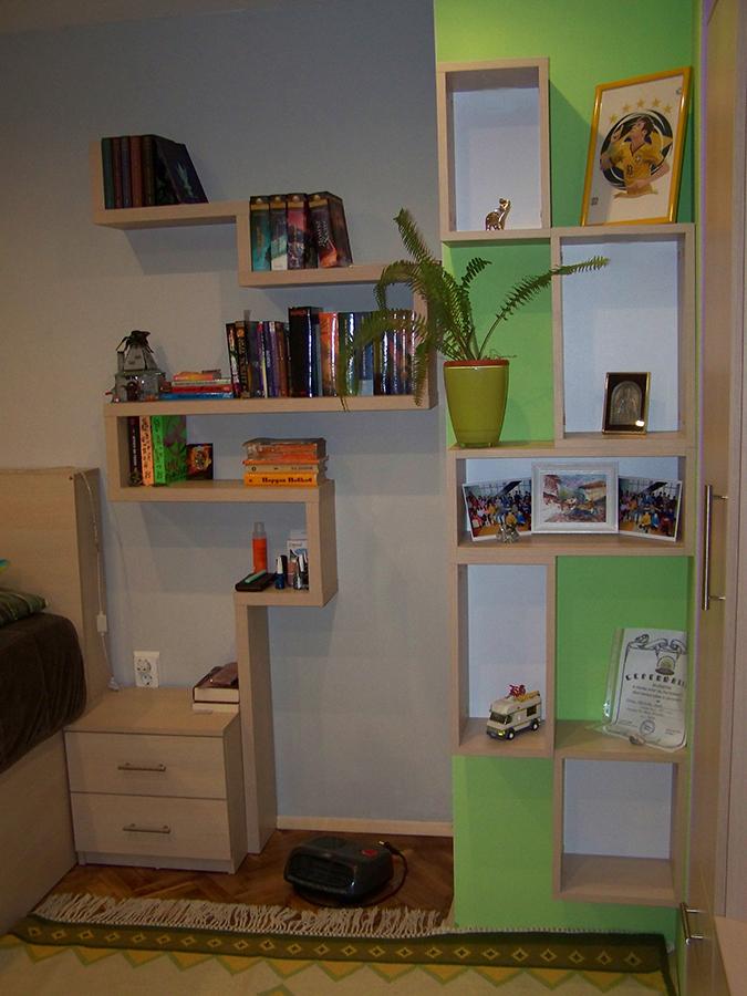 Проектиране и обзавеждане на детска стая