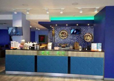 Обзавеждане по проект за Sol Hotels Nessebar