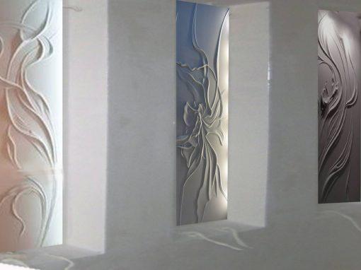 Работен проект на изработка на релефни пана по проект
