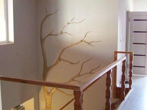 Изработка на стенни барелефи по индивидуален проект