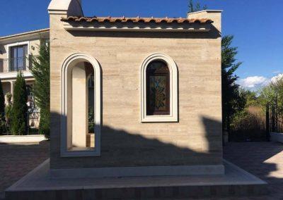 стъклопис в параклис