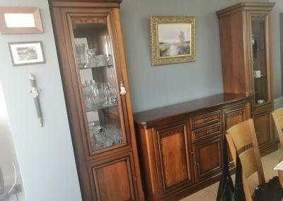 Реставрация на италиански мебели от масив