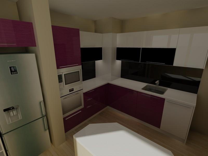 Кухня по проект