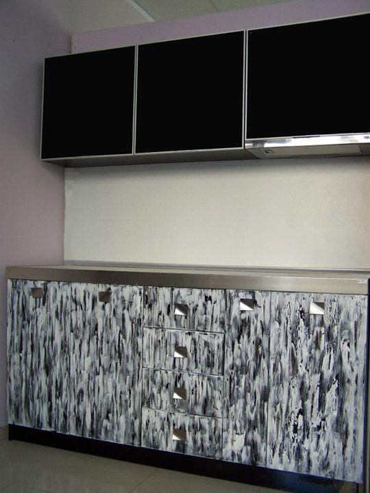 Ексклузивно боядисване на кухненски вратички