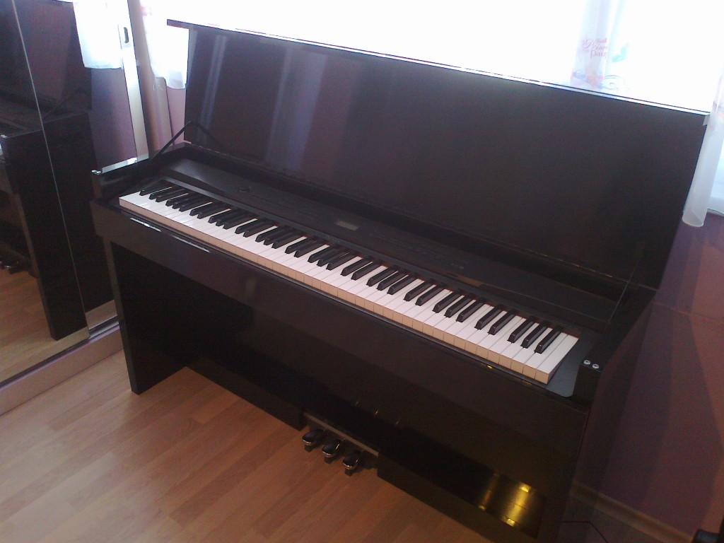 Изработка на конструкция за пиано