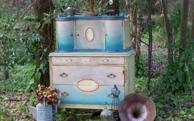 Редизайн на стари мебели
