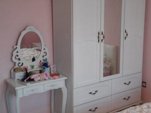Производство на гардероби и спално обзавеждане по индивидуален проект