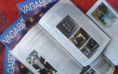 Списание VAGABOND с интервю за Аtelier UPGRADE